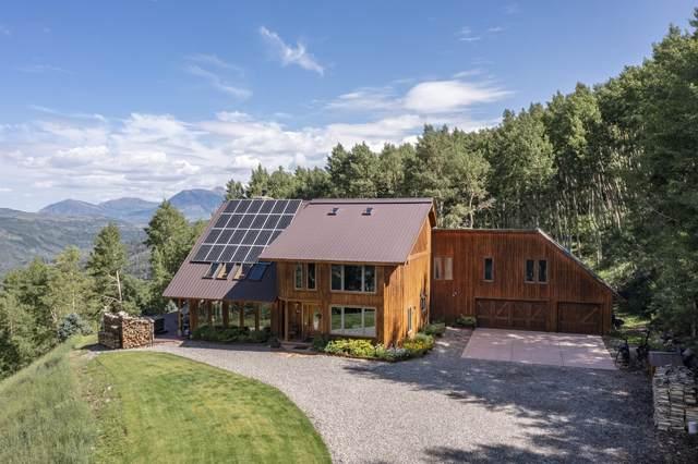305 Old Butterfly Road, Ophir, CO 81426 (MLS #39776) :: Telluride Properties