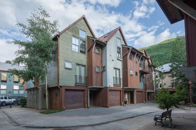 240 S Mahoney Drive #26, Telluride, CO 81435 (MLS #39777) :: Telluride Real Estate Corp.