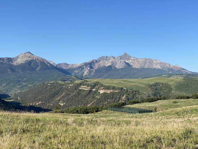 TBD Old Toll Road, Telluride, CO 81435 (MLS #39780) :: Telluride Real Estate Corp.