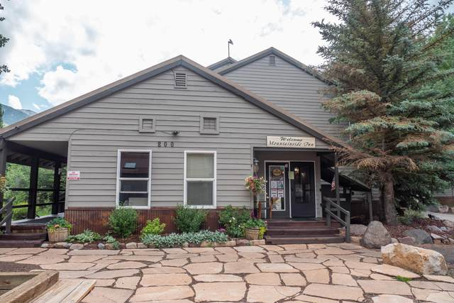 333 S Davis Street #415, Telluride, CO 81435 (MLS #39787) :: Telluride Properties