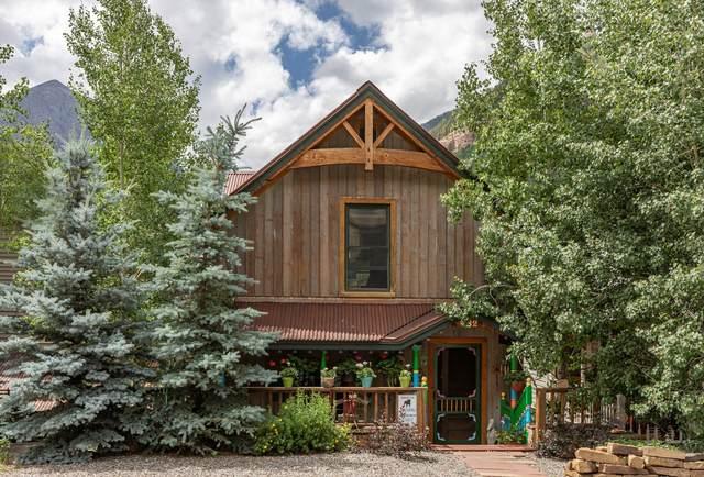 732 E Columbia Avenue, Telluride, CO 81435 (MLS #39788) :: Telluride Real Estate Corp.