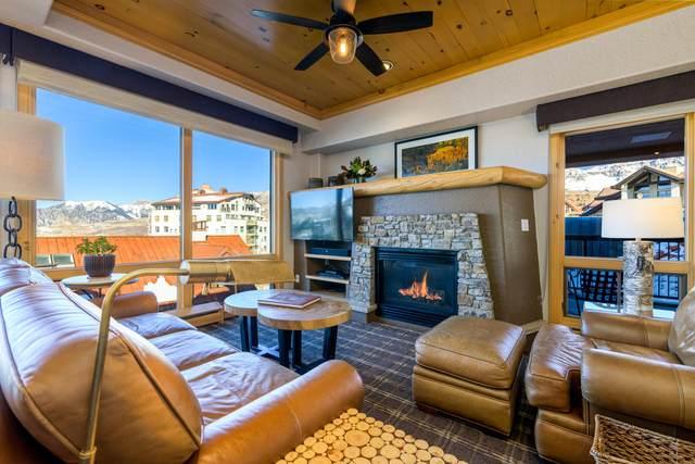 567 Mountain Village Boulevard 302-6, Mountain Village, CO 81435 (MLS #39790) :: Telluride Properties