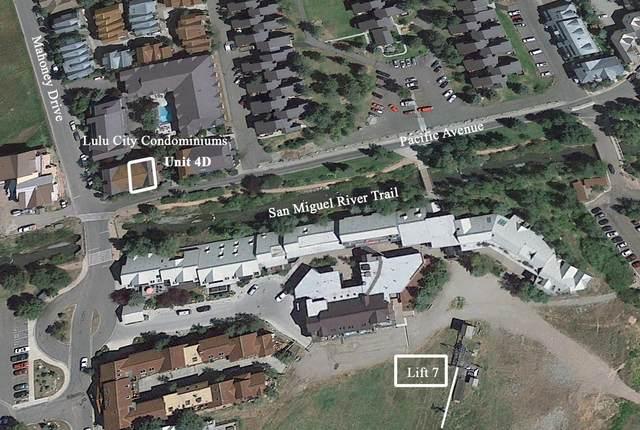 791 W Pacific Avenue 4D, Telluride, CO 81435 (MLS #39803) :: Compass