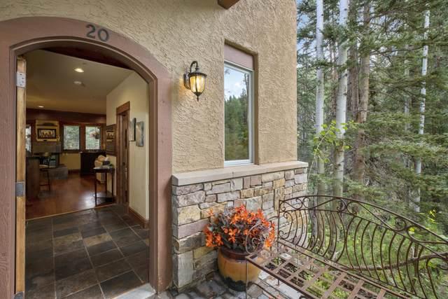 111 San Joaquin Road #20, Mountain Village, CO 81435 (MLS #39815) :: Compass