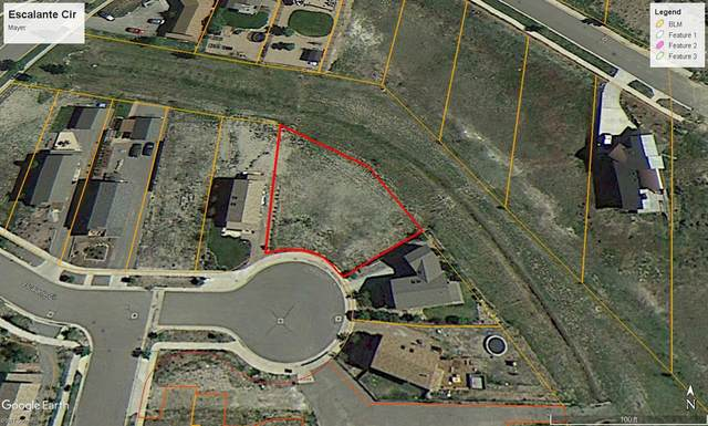 TBD Escalante Circle #305, Ridgway, CO 81432 (MLS #39861) :: Telluride Real Estate Corp.