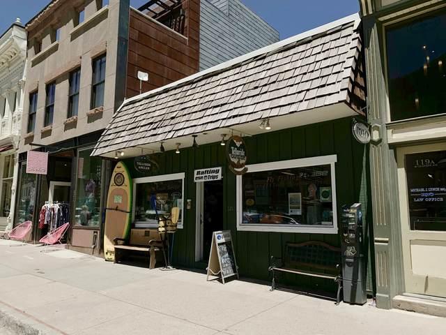 121 W Colorado Avenue, Telluride, CO 81435 (MLS #39874) :: Telluride Properties