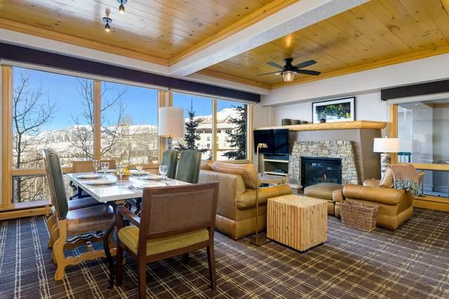 567 Mountain Village Boulevard 213-19, Mountain Village, CO 81435 (MLS #39878) :: Telluride Real Estate Corp.