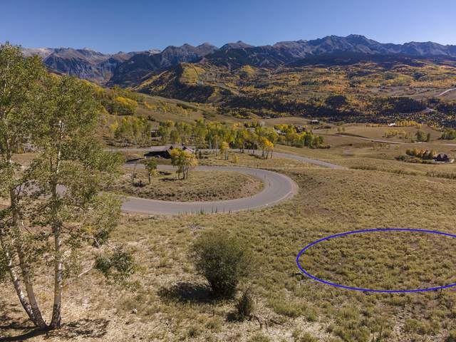 TBD Albert J Road #127, Telluride, CO 81435 (MLS #39907) :: Compass