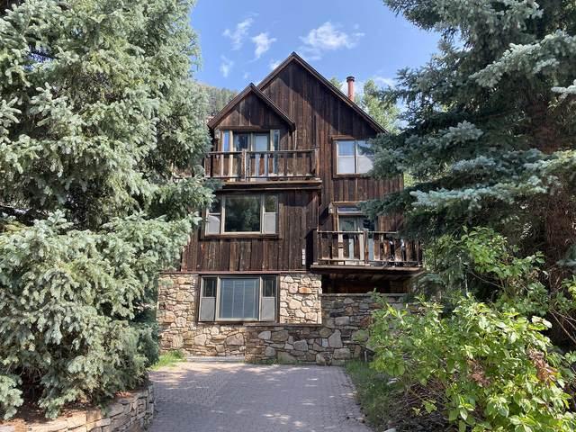 417 W Galena Avenue, Telluride, CO 81435 (MLS #39913) :: Telluride Real Estate Corp.