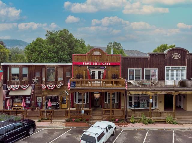123 N Lena Street, Ridgway, CO 81432 (MLS #39936) :: Telluride Properties