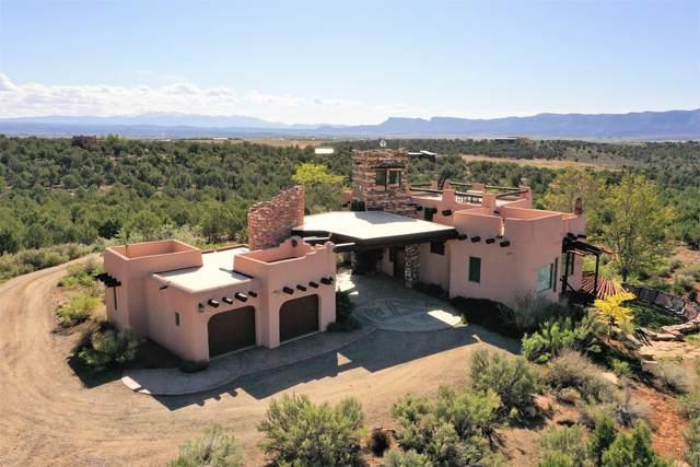 22410 Road K, Cortez, CO 81321 (MLS #39941) :: Telluride Properties
