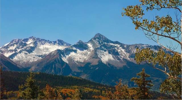 TBD Horseshoe Lane #3, Mountain Village, CO 81435 (MLS #39961) :: Telluride Standard