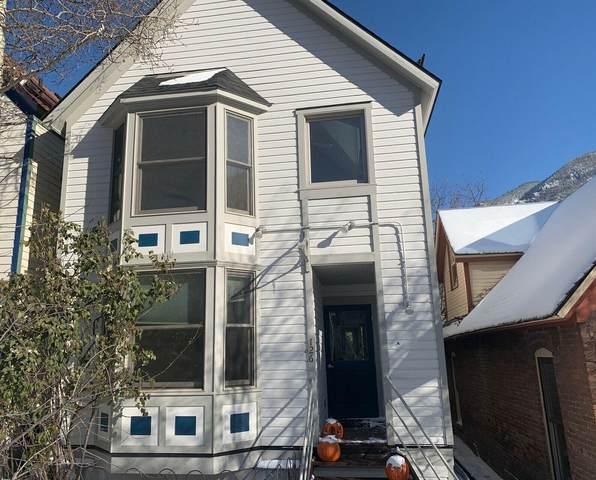 126 S Oak Street B, Telluride, CO 81435 (MLS #39965) :: Compass