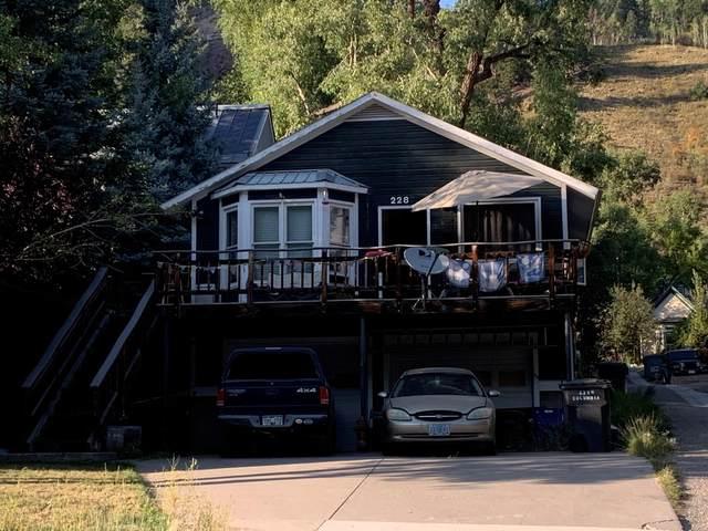 228 W Columbia Avenue, Telluride, CO 81435 (MLS #39967) :: Telluride Real Estate Corp.