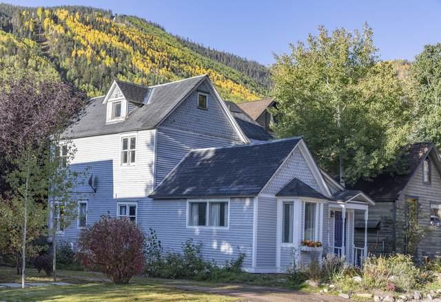116 E Columbia Avenue, Telluride, CO 81435 (MLS #40011) :: Telluride Real Estate Corp.