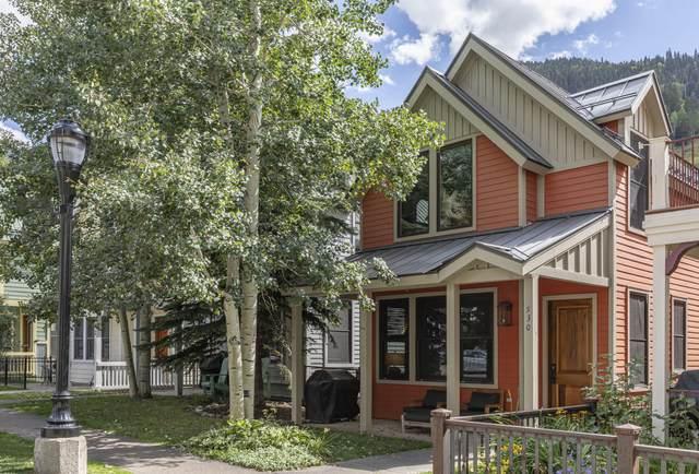 530 W Pacific Avenue A, Telluride, CO 81435 (MLS #40035) :: Compass
