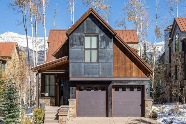 17 Trails Edge Lane, Mountain Village, CO 81435 (MLS #40079) :: Compass