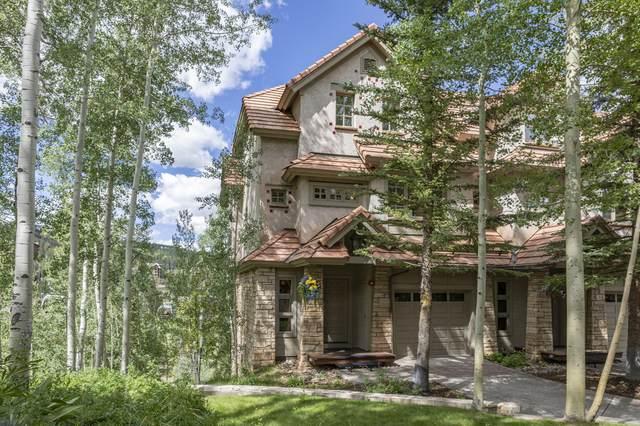 115 Aspen Ridge Drive 3 Aa/Bb, Mountain Village, CO 81435 (MLS #40088) :: Compass