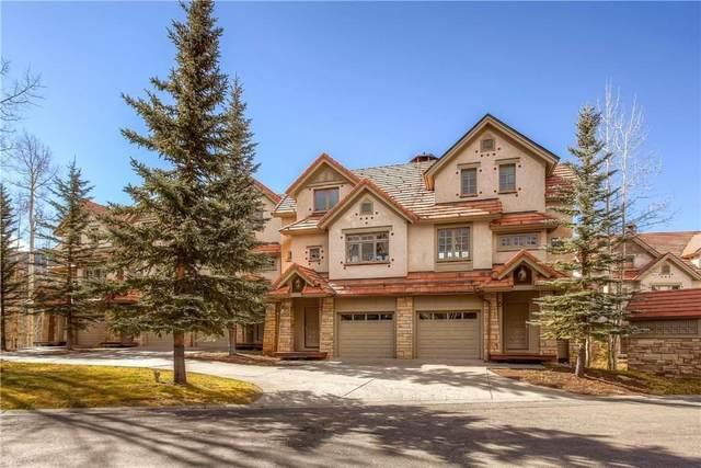 115 Aspen Ridge #7, Mountain Village, CO 81435 (MLS #40095) :: Telluride Real Estate Corp.