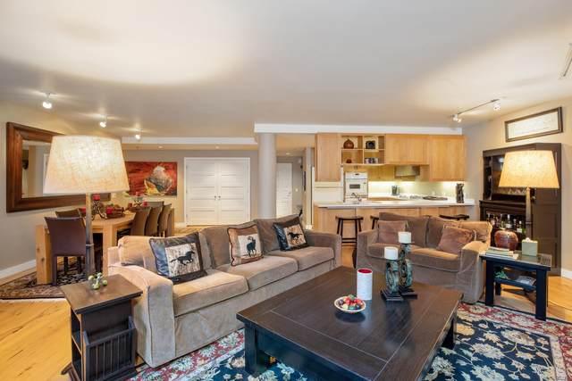 301 S Pine Street #220, Telluride, CO 81435 (MLS #40099) :: Telluride Standard