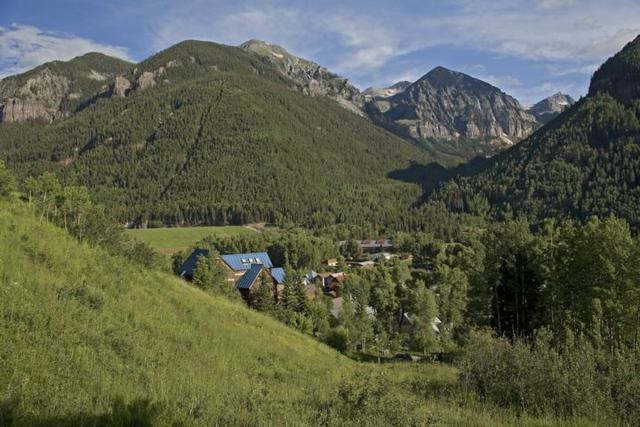 TBD E Gregory 11A And 7, Telluride, CO 81435 (MLS #27933) :: Telluride Properties