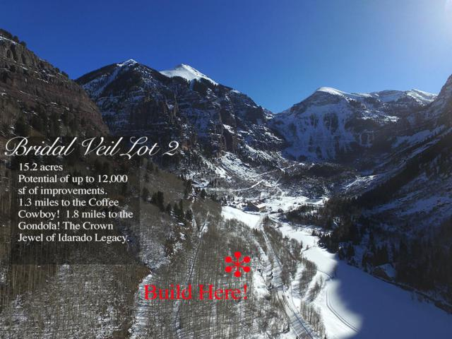 TBD Bridal Veil #2, Telluride, CO 81435 (MLS #33256) :: Telluride Real Estate Corp.