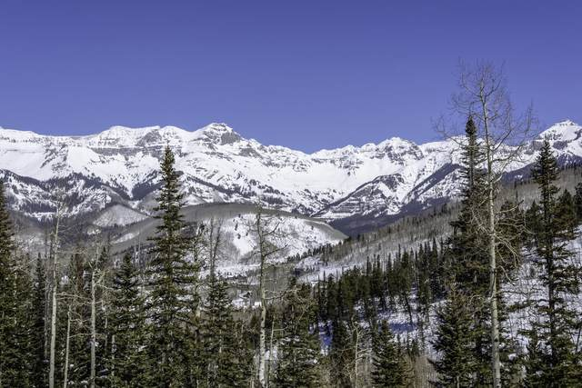 Lot 4 Cortina Drive #4, Mountain Village, CO 81435 (MLS #33317) :: Compass