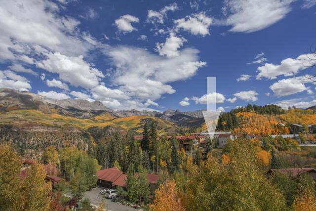 22 Boulders Way #22, Mountain Village, CO 81435 (MLS #33836) :: Telluride Properties
