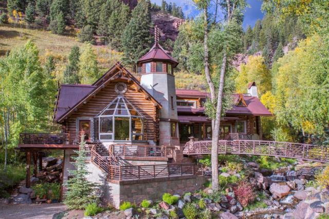 459 West Dakota Avenue, Telluride, CO 81435 (MLS #33952) :: Telluride Properties