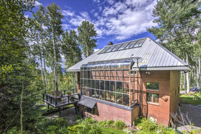 30 Diamond Point Lane, Telluride, CO 81435 (MLS #34216) :: Telluride Real Estate Corp.