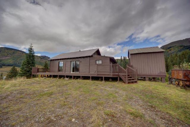 119 Orourke Drive, Ophir, CO 81426 (MLS #34302) :: Telluride Properties