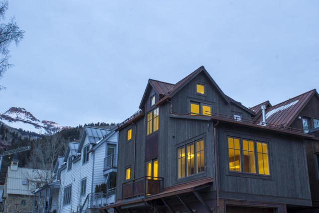 350 W Pacific Street B, Telluride, CO 81435 (MLS #34436) :: Telluride Properties