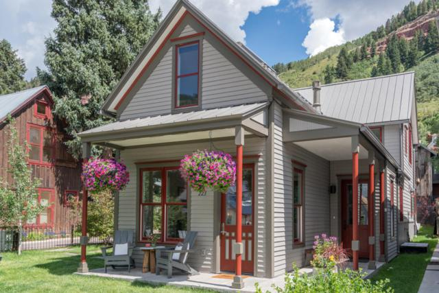 223 E Columbia Avenue, Telluride, CO 81435 (MLS #35079) :: Nevasca Realty