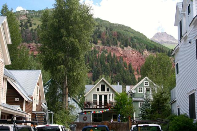 419 Depot Avenue #5, Telluride, CO 81435 (MLS #35280) :: Nevasca Realty