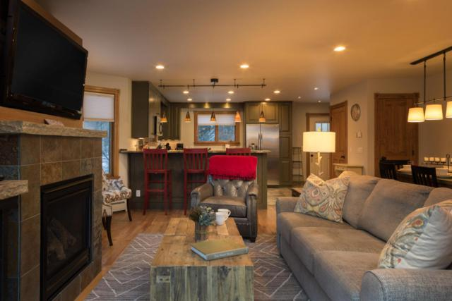 121 S Tomboy Street A, Telluride, CO 81435 (MLS #35298) :: Nevasca Realty