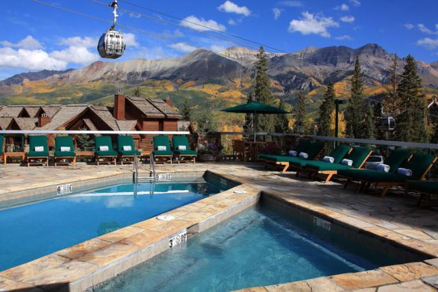 457 Mountain Village Boulevard #4111, Mountain Village, CO 81435 (MLS #35526) :: Telluride Properties