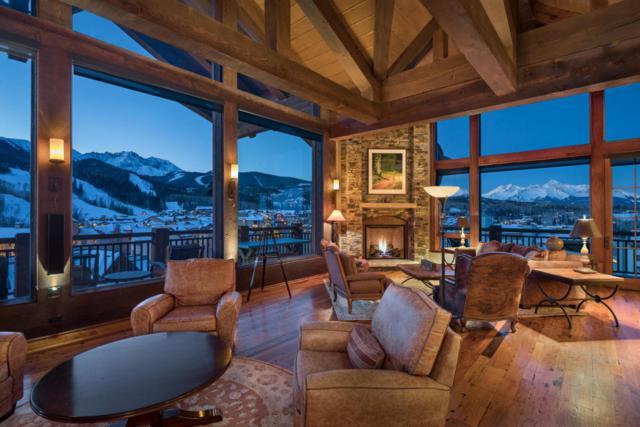 117 Sunny Ridge #135, Mountain Village, CO 81435 (MLS #35602) :: Telluride Properties