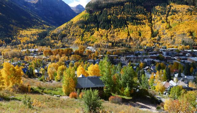 300 Block East Gregory Avenue Lot 3, Telluride, CO 81435 (MLS #35753) :: Nevasca Realty