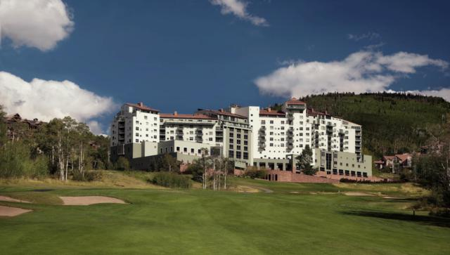 136 Country Club Drive #411, Mountain Village, CO 81435 (MLS #35784) :: Telluride Properties