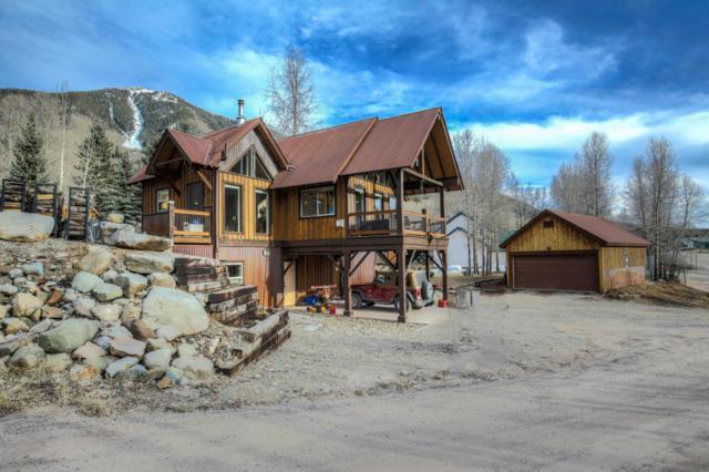 101 S Hinckley, Rico, CO 81332 (MLS #35869) :: Telluride Real Estate Corp.