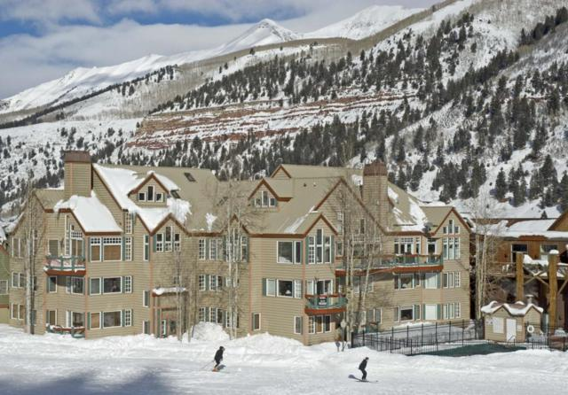 370 Mahoney Drive #108, Telluride, CO 81435 (MLS #36222) :: Telluride Properties