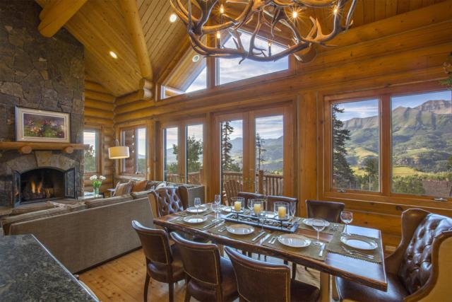 121 Lodges Lane Lot #16, Mountain Village, CO 81435 (MLS #36240) :: Telluride Properties
