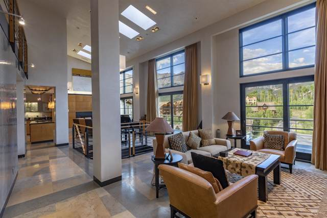 136 Country Club Drive Ph 9 And 21 (83, Mountain Village, CO 81435 (MLS #36261) :: Telluride Standard