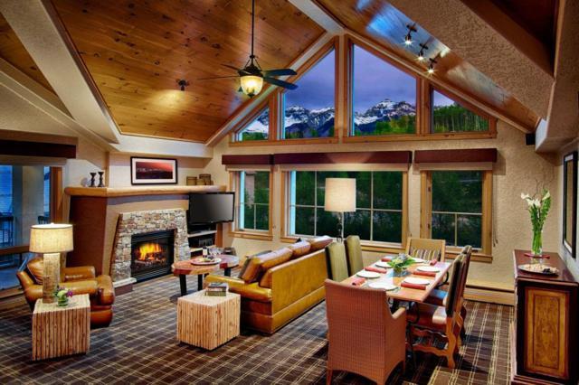 567 Mountain Village Boulevard 408-8, Mountain Village, CO 81435 (MLS #36292) :: Telluride Properties