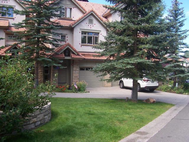 115 Aspen Ridge Drive 6 EE FF, Mountain Village, CO 81435 (MLS #36303) :: Nevasca Realty