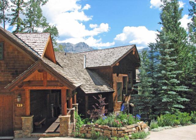 129 Benchmark Drive, Mountain Village, CO 81435 (MLS #36308) :: Nevasca Realty