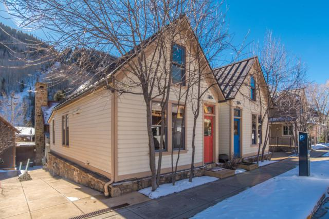 316 W Pacific Avenue #3, Telluride, CO 81435 (MLS #36586) :: Nevasca Realty