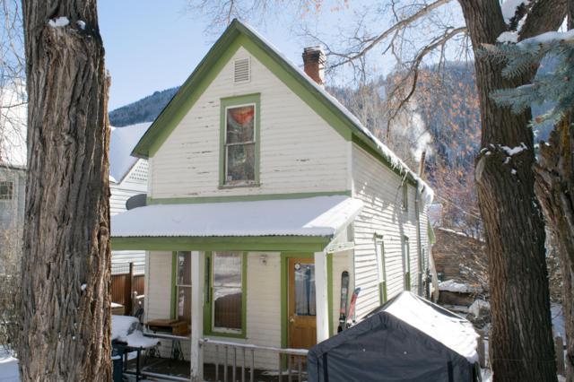 566 W Columbia Avenue, Telluride, CO 81435 (MLS #36609) :: Telluride Properties