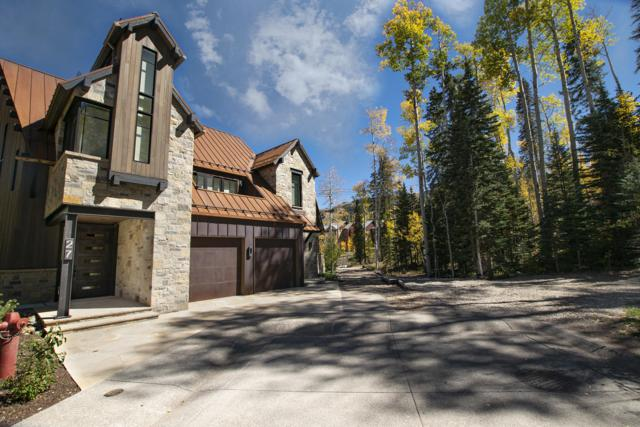 27 Trails Edge Lane, Mountain Village, CO 81435 (MLS #36638) :: Telluride Properties