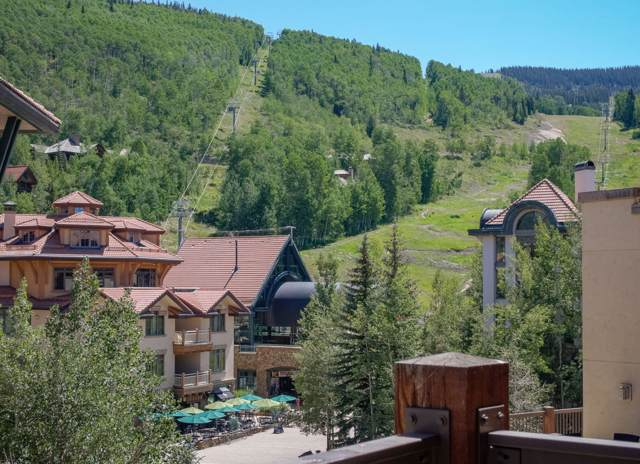 568 Mountain Village Boulevard #419, Mountain Village, CO 81435 (MLS #36686) :: Telluride Properties